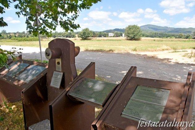 La Garriga - Camp d'aviació de Rosanes