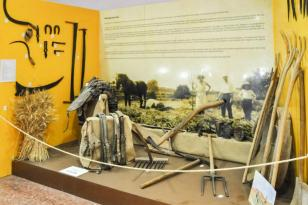 Prats de Rei, Els - Museu Municipal Josep Castellà. Foto: Museu
