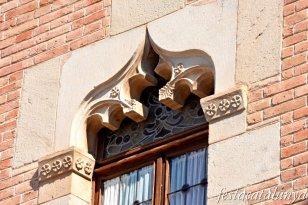 La Garriga - Carrer dels Banys - Casa Raspall o Casa Mercè Mayol