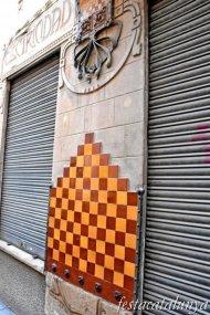La Garriga - Carrer dels Banys - Casa Botiga Josep Reig