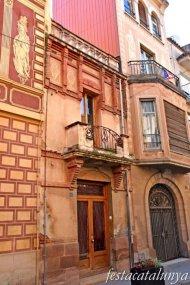 La Garriga - Carrer dels Banys - Casa Lluís Ambrós