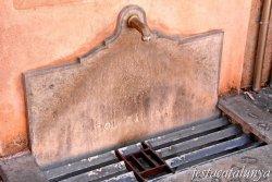 La Garriga - Carrer dels Banys - Pou Calent