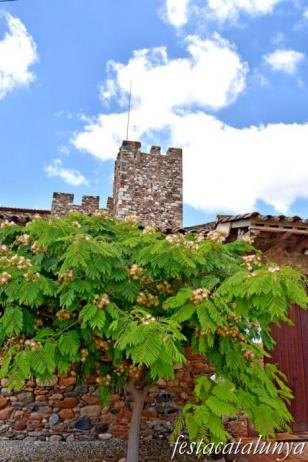 La Garriga - Casa fortificada de Rosanes