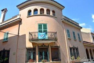 La Garriga - Passeig dels Til·lers i entorn - Casa Salvador Piera
