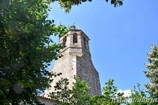 La Garriga - Plaça de l'Església i entorn - Església parroquial de Sant Esteve