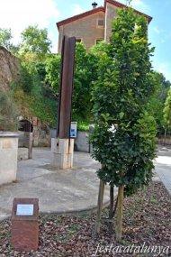 La Garriga - Refugi antiaeri de l'Estació