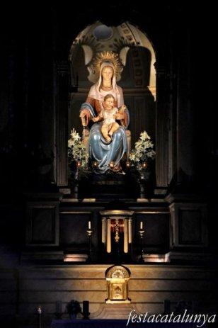 Igualada - Església del Roser d'Igualada