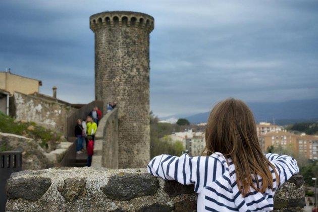 Hostalric - Torre d'Ararà (Foto: Oficina de Turisme d'Hostalric)