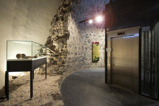 Hostalric - Torre dels Frares (Foto: Oficina de Turisme d'Hostalric)