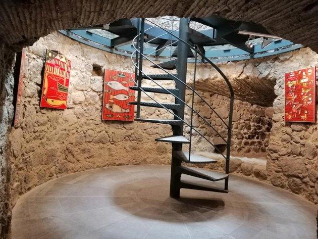 Hostalric - Torre del Convent (Foto: Oficina de Turisme d'Hostalric)