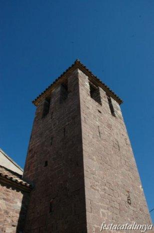 Santpedor - Església de Santa Maria de Claret