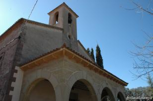 Santpedor - Santuari de Santa Anna de Claret