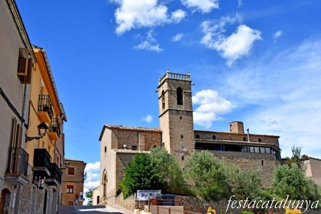 Castellgalí - Església parroquial de Sant Miquel
