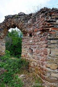 Castellgalí - Exedra de Boades