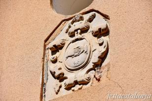 Castellgalí - Nucli antic - Casa Amigant