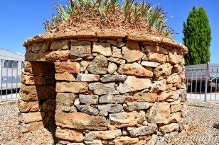 La Torre de Claramunt - Barraques de pedra seca - Barraca d'en Tonet a Vilanova d'Espoia