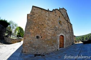 La Torre de Claramunt - Església de Sant Joan Baptista
