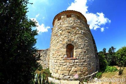 La Torre de Claramunt - Església de Sant Salvador de Vilanova d'Espoia