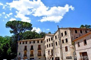 La Torre de Claramunt - La Torre Baixa - Ca l'Olivé, cal Roda, cal Federico o cal Pau Vidal