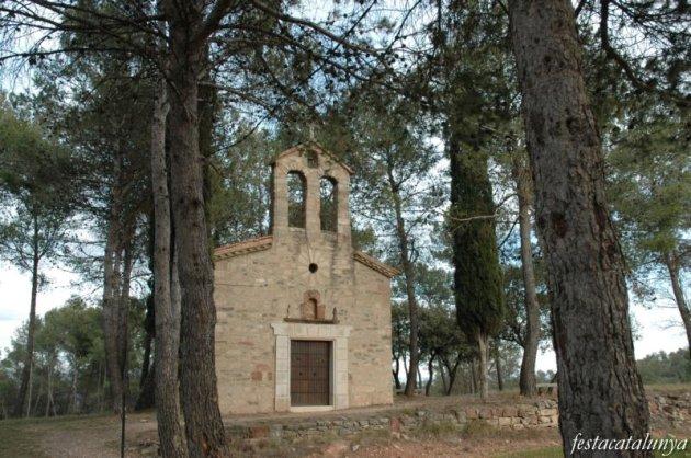 Castellnou de Bages - Sant Salvador Torre-Abadal
