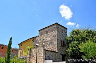 La Torre de Claramunt - Nucli històric de Vilanova d'Espoia - Cal Batista