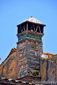 La Torre de Claramunt - Nucli històric de Vilanova d'Espoia