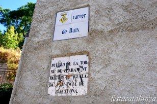 La Torre de Claramunt - Nucli històric de la Torre Alta