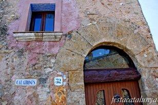 La Torre de Claramunt - Nucli històric de la Torre Alta - Cal Gironès