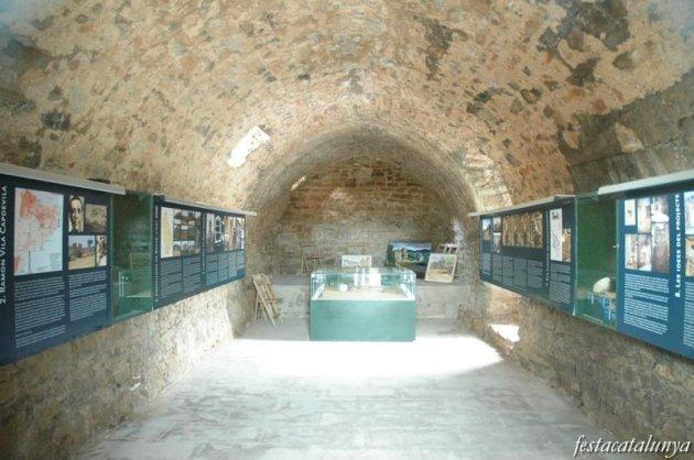 Castellnou de Bages - Museu dels maquis