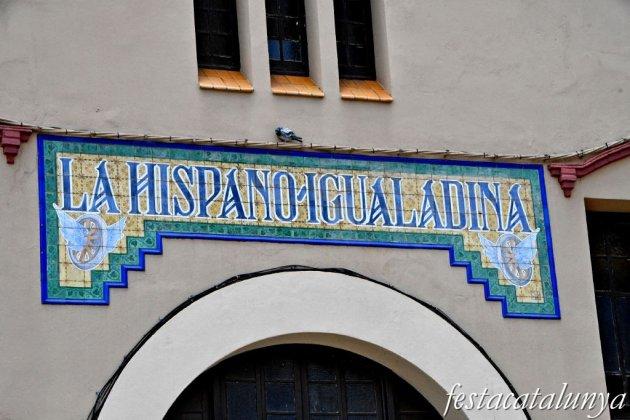 Igualada - Cotxeres de la Hispano Igualadina