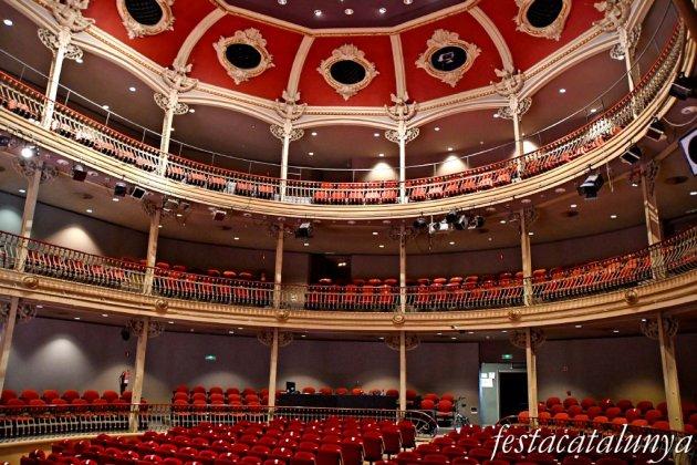 Igualada - Ateneu Igualadí de la Classe Obrera - Teatre