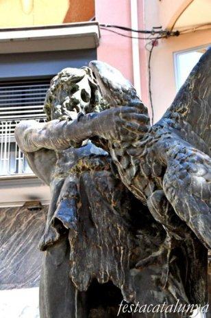 Igualada - Escultures urbanes - Hèrcules
