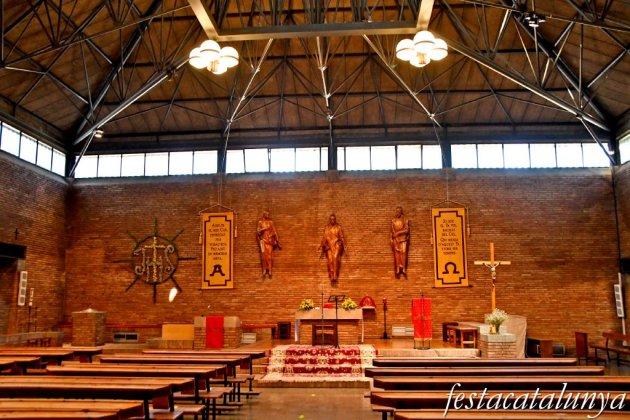 Igualada - Església de la Sagrada Família