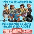 Fira del Col·leccionisme Playmobil a Llívia