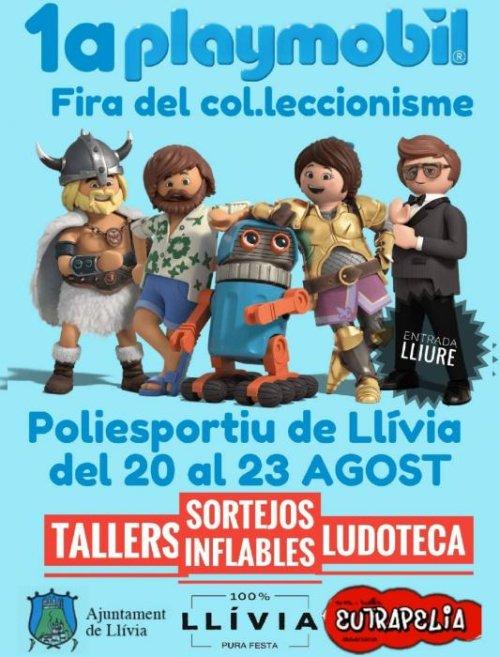 Llívia - Fira del Col·leccionisme Playmobil