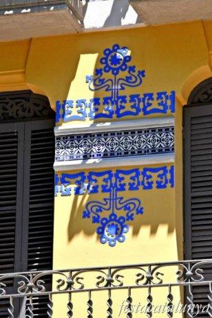 Igualada - L'Agència Igualadina o Casa Francesc Oller