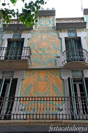 Igualada - Cal Basté o casa Llorenç Farré