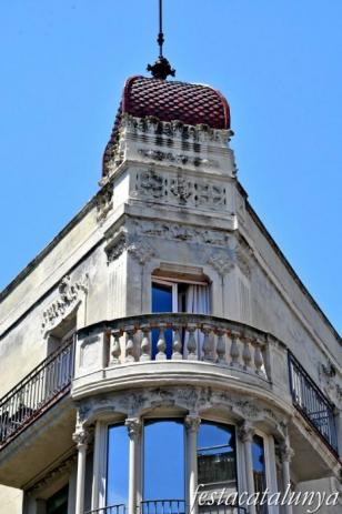 Igualada - Casa Bartomeu Biosca