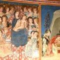 Murals Divins, pintures de la capella de Sant Miquel del monestir de Pedralbes ***