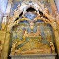 Sepulcre de la reina Elisenda de Montcada al monestir de Pedralbes ***