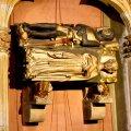 Sepulcre de Berenguer i Elinor d'Anglesola al monestir de Pedralbes ***