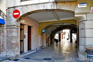 Igualada - Plaça Vella