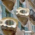Façana principal de la casa Batlló ***