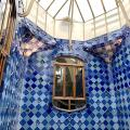 Patis interiors de la Casa Batlló ***