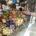 Façana i terrassa posterior de la Casa Batlló ***