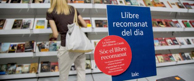 Barcelona - La Setmana del Llibre en català