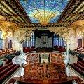 El Palau de la Música Catalana de Barcelona ***