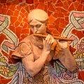 Escenari de la Sala de Concerts del Palau de la Música Catalana de Barcelona ***