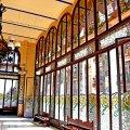 Sala Lluís Millet i balcó principal del Palau de la Música Catalana de Barcelona ***