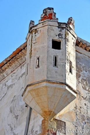 Gelida - Cal Senyor o Castell de Baix de Gelida